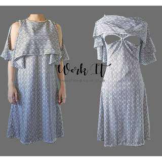Carmela Nursing Dress