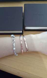Cuff DW/daniel wellington bangle, bracelet
