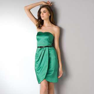 COAST Sweetlife Emerald Green Cocktail Dress