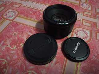 potrait lens canon