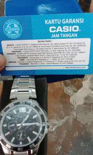 Jam tangan casio baru mtp 1300