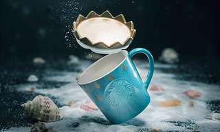 LOOKING FOR Starbucks Siren Anniversary Crown Mug