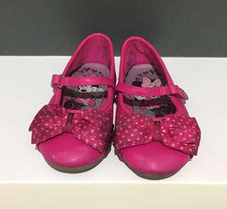 Minnie Mouse Skid Resistant Shoes
