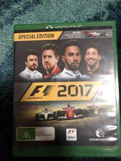 F12017 xbox one