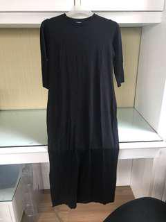 CottonInk Dress Panjang