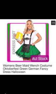Oktoberfest outfit