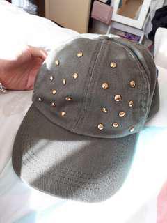Rubi khaki cap