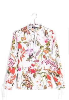 D.D Collective floral shirt
