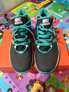 Nike AIR VISI 5 basketball shoes
