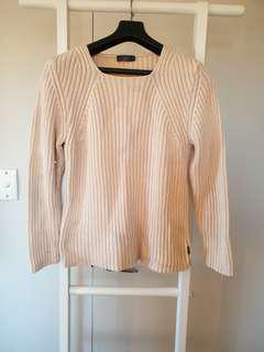 Nice Cream Coloired Sweater