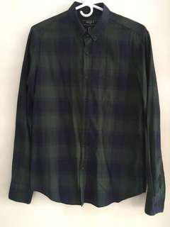 Forever21 Button Down Dress Shirt
