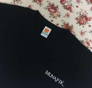 Authentic Munafik Movie Black Shirt From Gsc