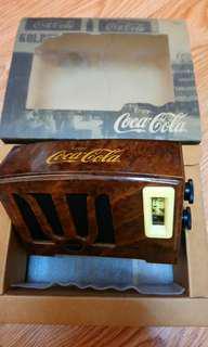 全新可口可樂收音機