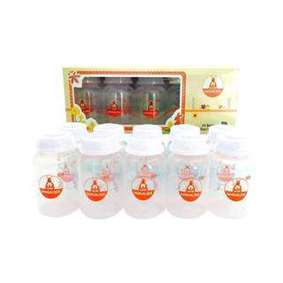 Kangalove  Premium Breast milk Storage Bottles