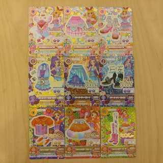 星夢學園 Aikatsu 偶像活動 AK 特別卡