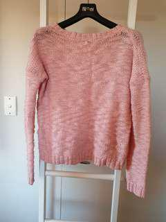Cute Baby Pink Sweater