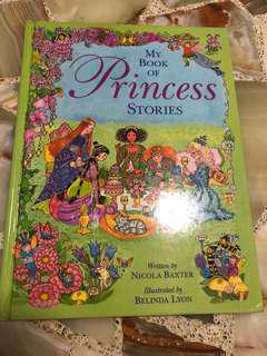 Children Book (Princess Stories)