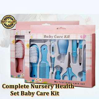 Complete Nursery Health Set Baby Care Kit