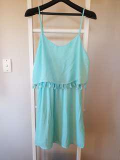 BRAND NEW Turquoise Dress