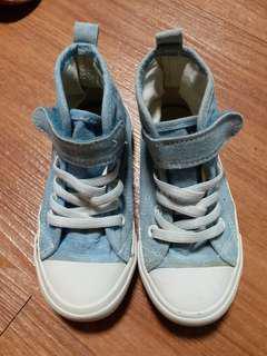 小朋友鞋 17cm