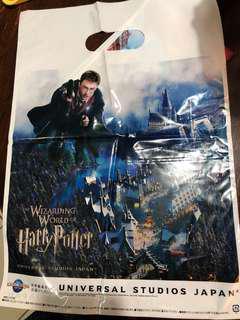 Harry Potter Plastic bag