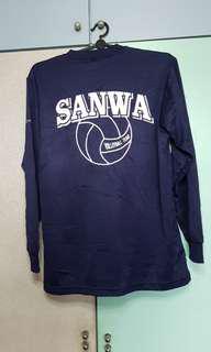 Sanwa Volleyball Team Asics Jersey