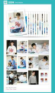 WANNA ONE X SUMMER PACKAGE
