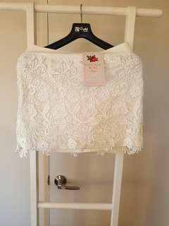BRAND NEW Vintage Rose Skirt