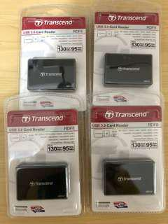 Transcend Multi Card Reader RDF8