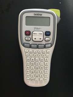 Brother P-Touch Label Machine PT-H105