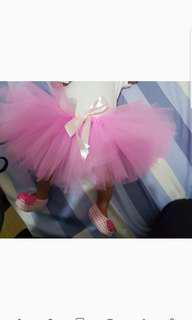Cute Tutu Dress with Shoes