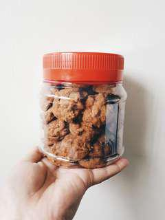 (50 pcs) Halal Chocolate Chip Cookies