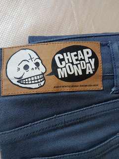 Cheap Monday Tight od Indigo Blue Jeans Size 29/32