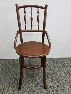Wooden Kopitiam Chair