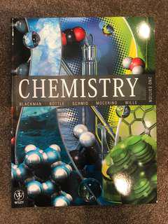 Chemistry 2nd Ed. (Blackman, Bottle, Schmid, Mocerino, Wille)