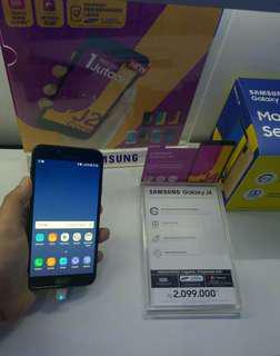Kredit Hp Samsung Galaxy J4 Proses 3 Menit Gratis 1kali cicilan