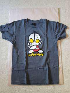 Vintage Ultraman Grey Slim Fit Tshirt Size M