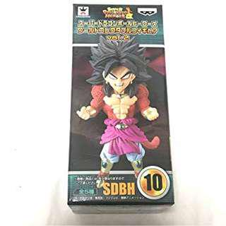 Super Dragon Ball Heroes WCF Figure Collection Vol.…