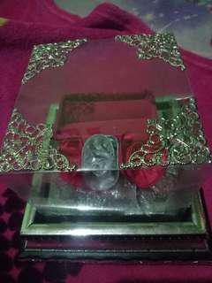 kotak cincin ring box