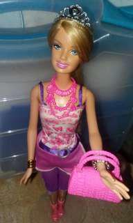 Super sale!! Authentic barbie like new