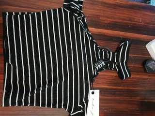 Nana judy long sleeve stripe