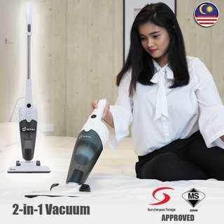 [LATEST] DEXMA One Cyclone Vacuum Cleaner - 2 in 1 Portable Handheld and Stick Vakum Penyedut Habuk [Malaysia 3-pin]