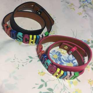 Gelang Lilit Moschino (New)