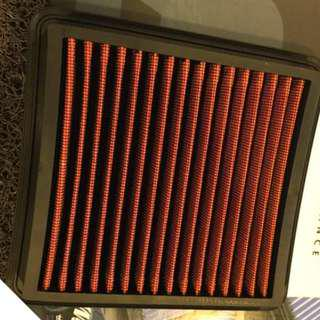 POWER AIR FILTER FOR HONDA CITY and JAZZ 2008-2015 HIGH QUALITY