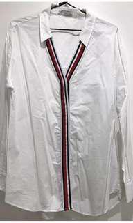 Zara blouse sz L