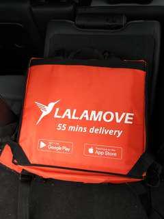 Lalamove Food Bag