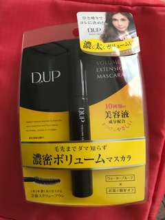 D.U.P: Water proof Mascara