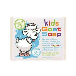 🚚 Kids Goat Skincare Shower Soap Bar