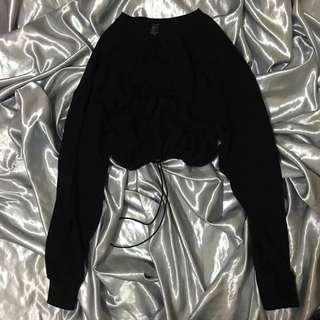 Forever21 Pullover Croptop