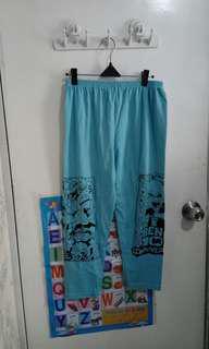 Celana ukuran 10tahun